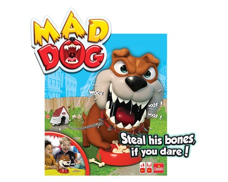 Mad Dog box