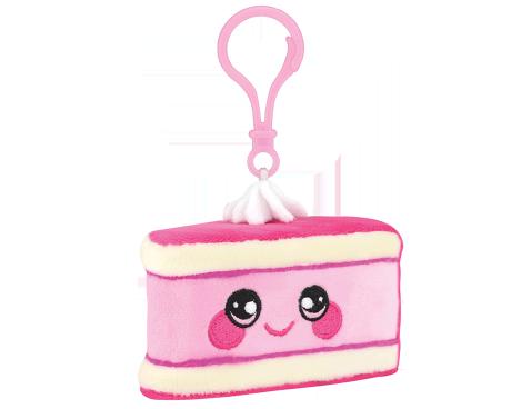 Cheesecake Clip On Dessert Squeezamals