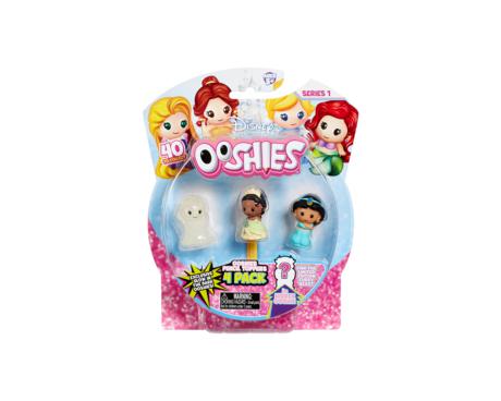 Disney Princess Ooshies 4 pack