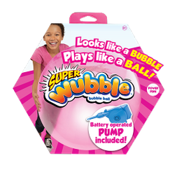 Super Wubble Bubble Ball with Pump Assist