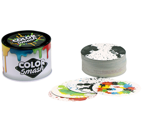 Color Smash game contents