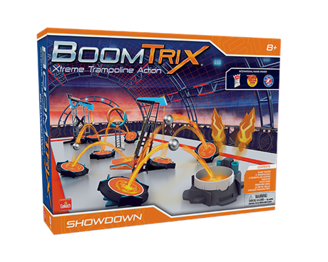 BoomTrix ShowDown