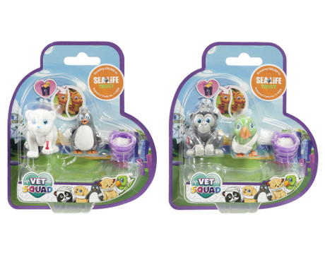 Vet Squad Animal 2 Pack Assortment