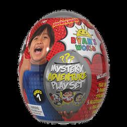 Mystery Egg Playset