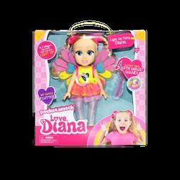 Fairy Diana Doll