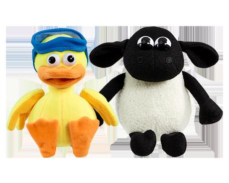 Soft Timmy & Yabba