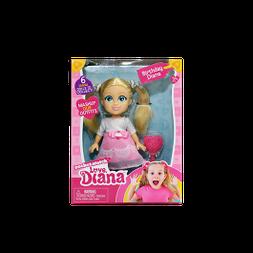 """6"""" Diana Mini Dolls"""