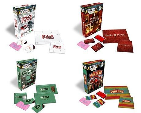 Escape Room: Expansion Packs