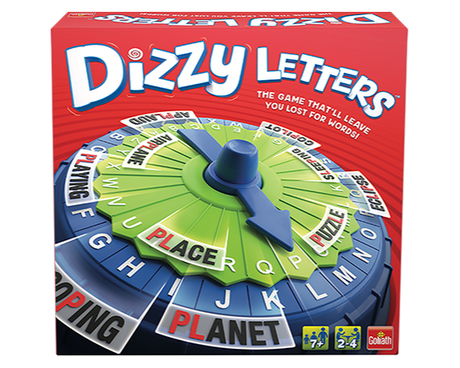 Dizzy Letters game
