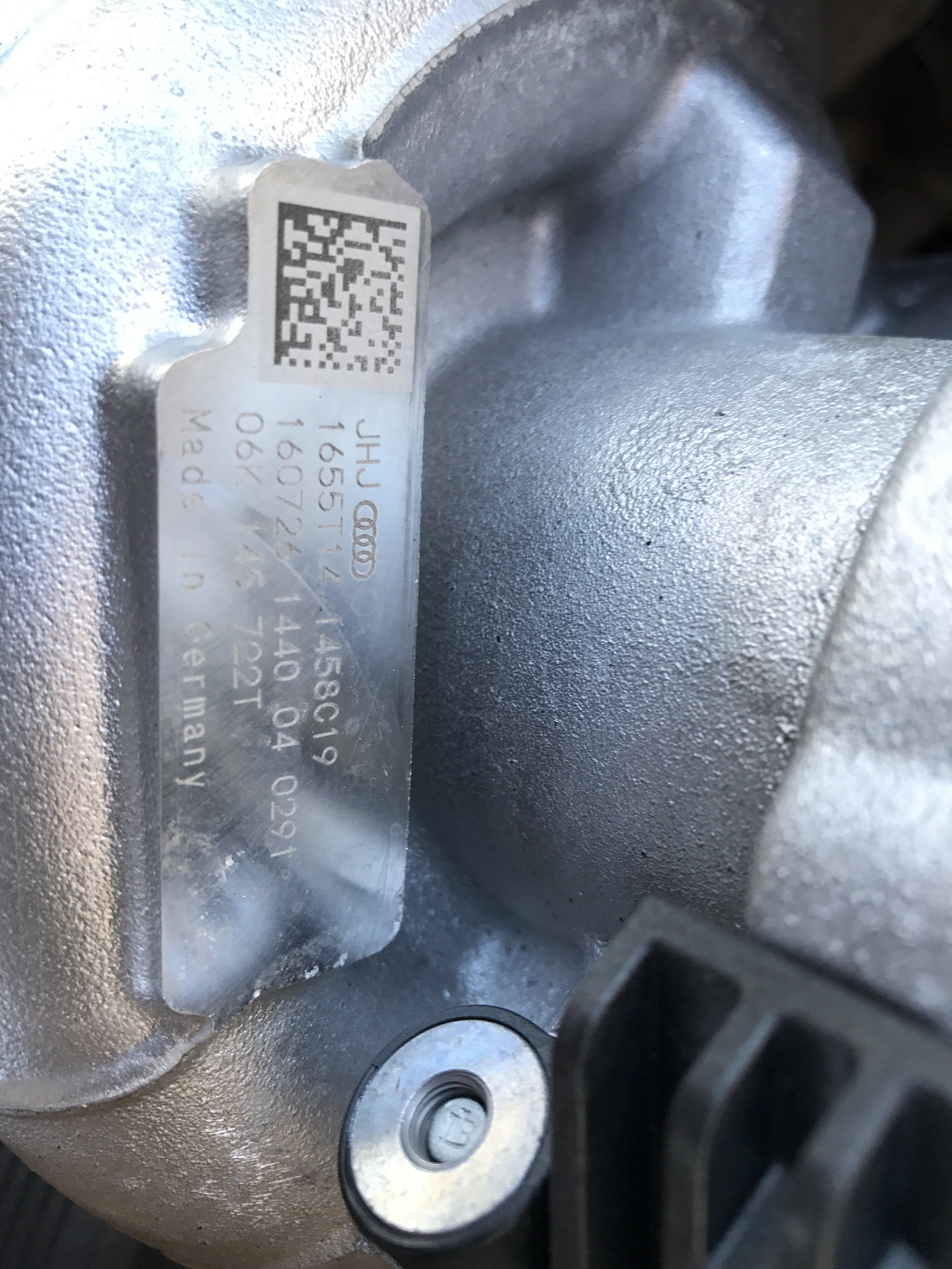 Golf R Turbo Failures - Modifying your Golf R MK7 - VWROC - VW R