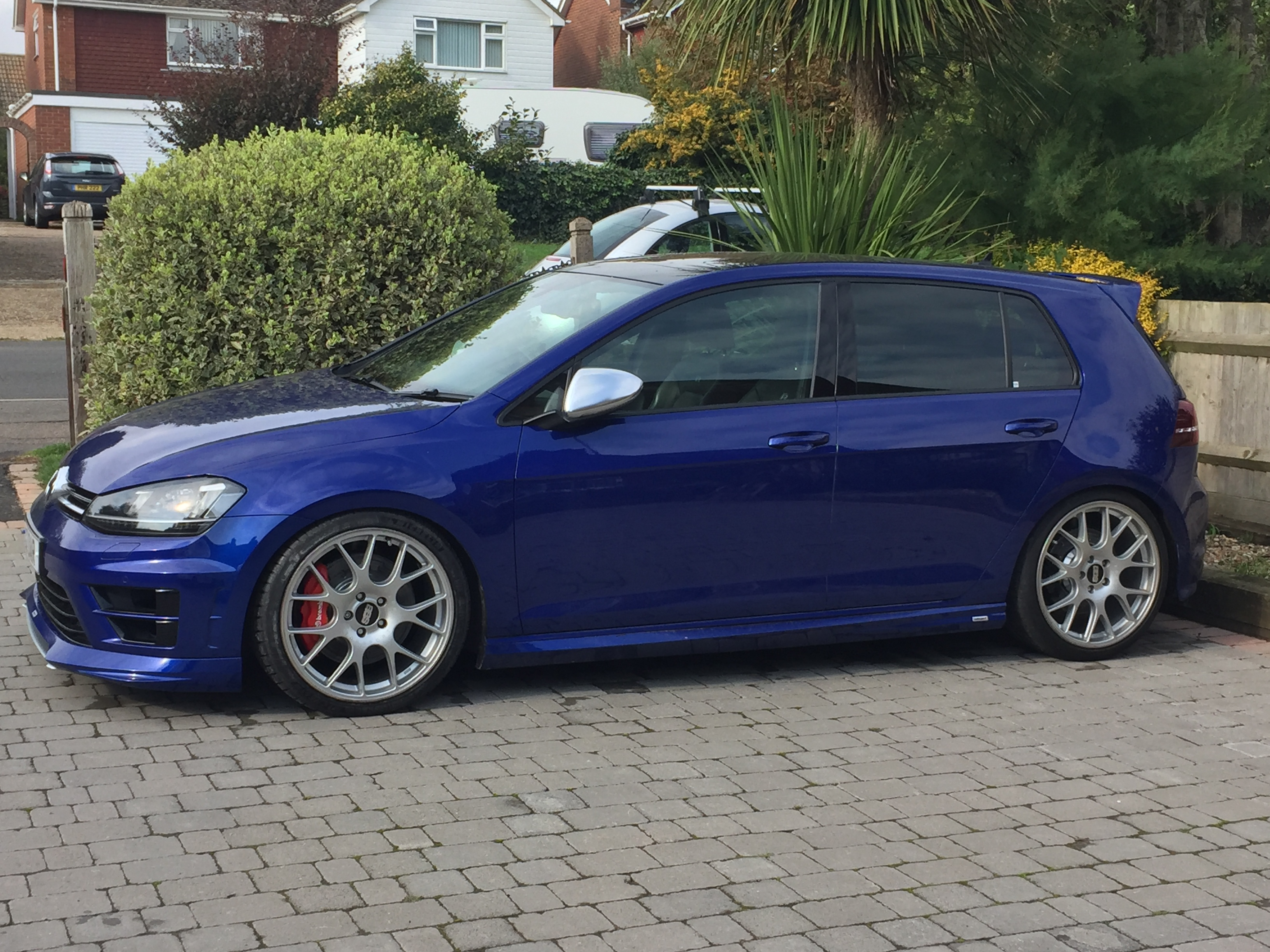 Best! Track suspension and/with DCC? - Modifying your Golf R