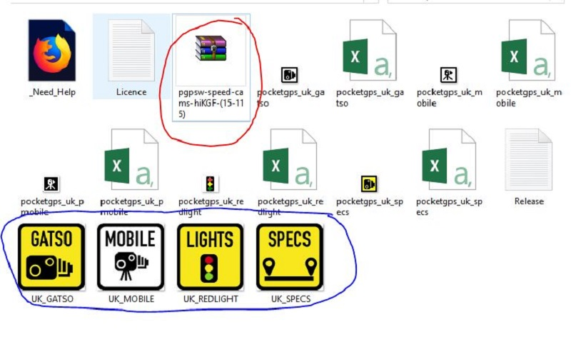 POI Sat-Nav Speed Camera alerts via Car-Net - Guides and How
