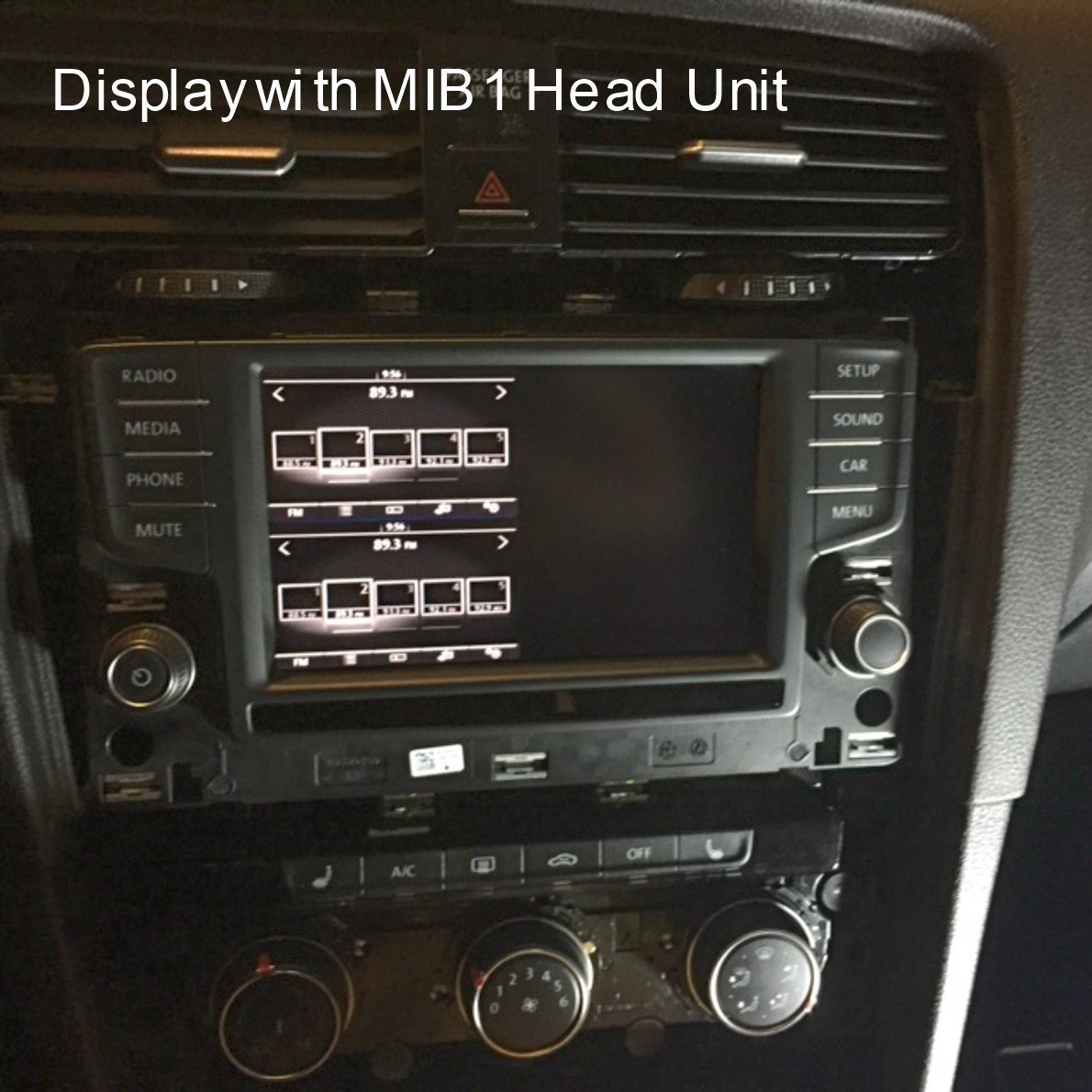 Mib2 Head Unit