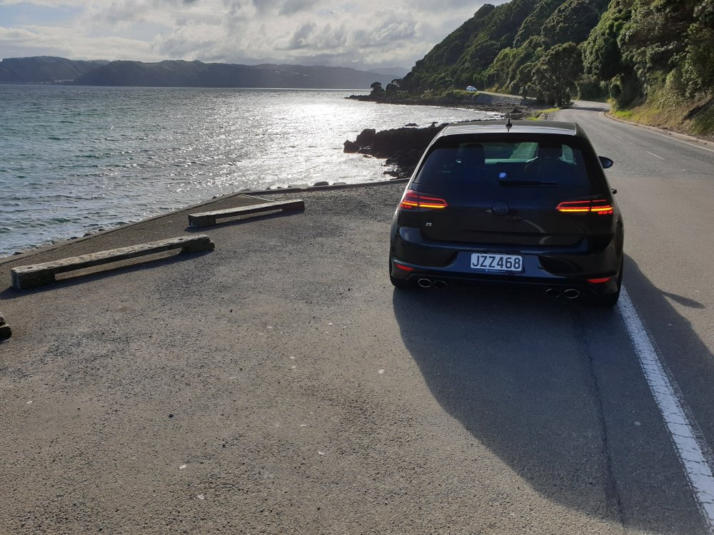My Golf R at Shelly Bay May 2020 6.jpg
