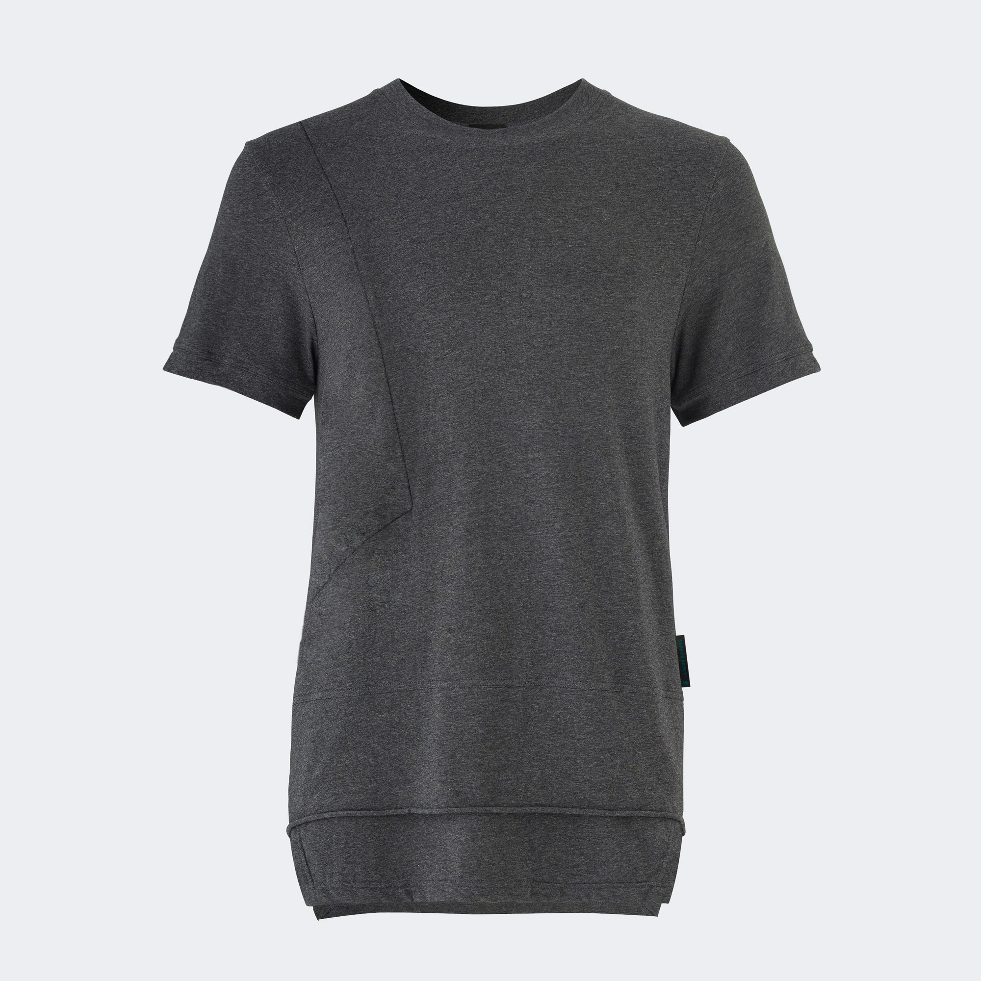 grey a symmetry t shirt