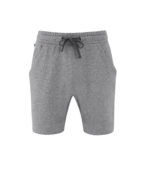 Men's Yoga Shorts Grey