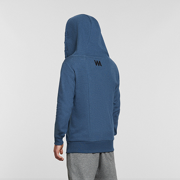 Men's Yoga Hoodies Blue