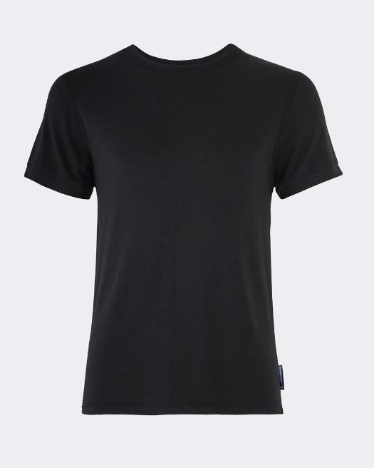 Performance Yoga T-Shirt XX - Black