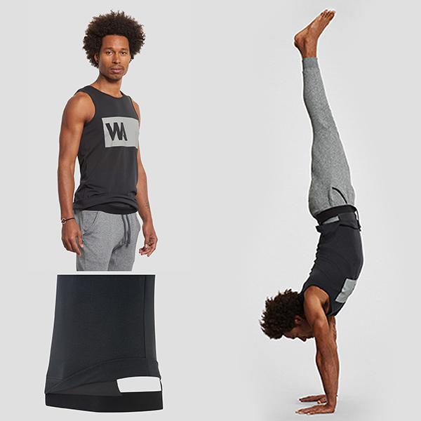 inversion yoga tank top