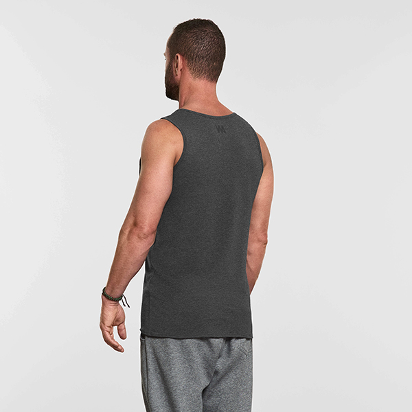 Men's Yoga Tank Tops Grey