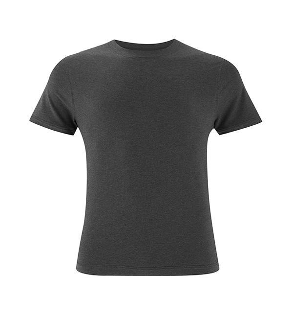 Men's Yoga T Shirts Grey