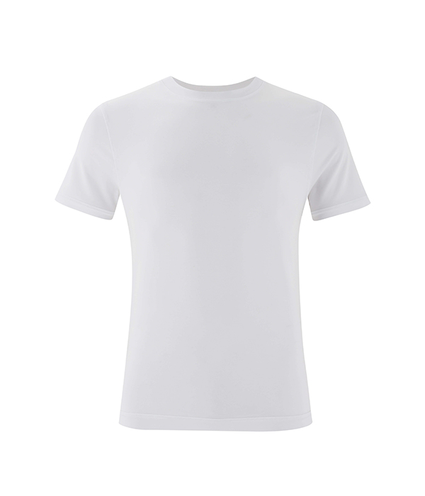 Men's Yoga T Shirts White