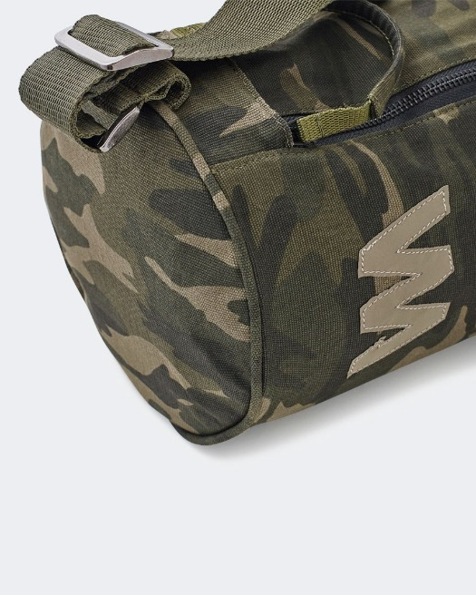 Warrior Yoga Mat Bag - End and Strap