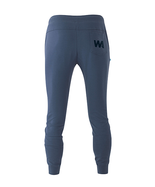 Blue Men's Yoga Pants