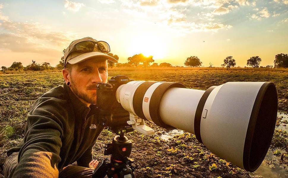 Andrew MacDonald Wildlife Photographer