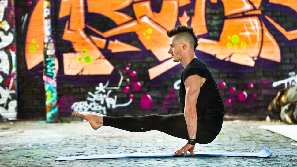 ben harrison yoga pike pose