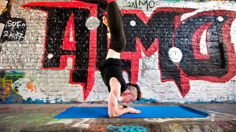 ben harrison yoga inversion
