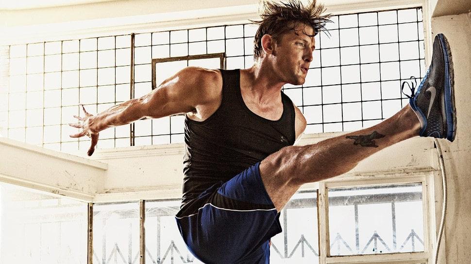 Byron De Marse Crossfit Workout