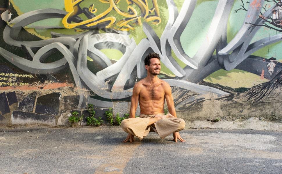 Ludovic Baussan Yoga