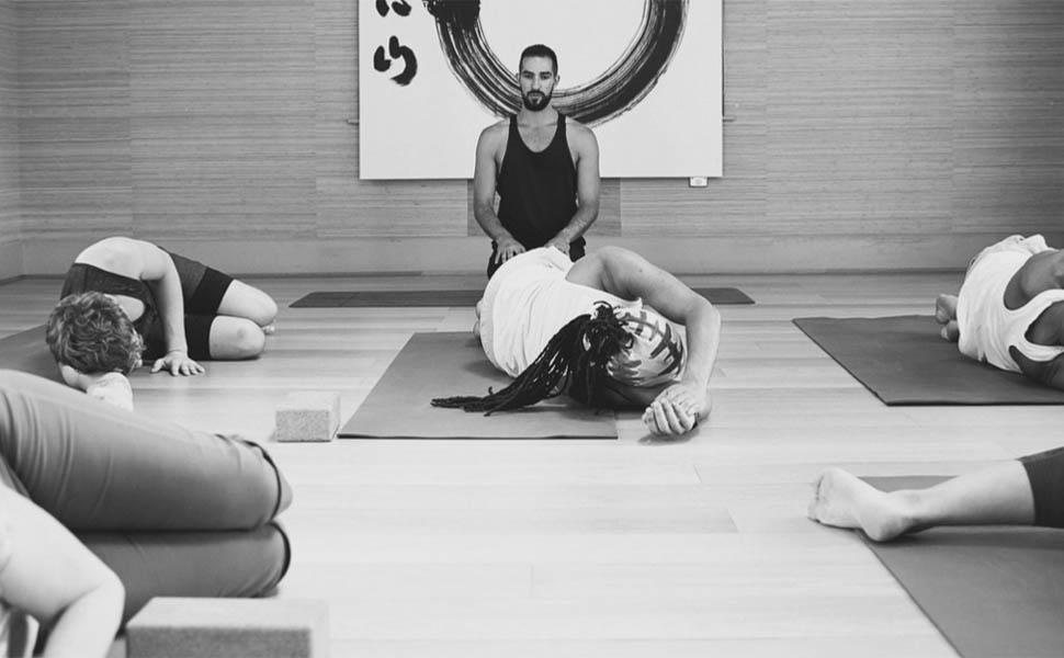 Spirit of Summer Yoga Retreat, James Rafael