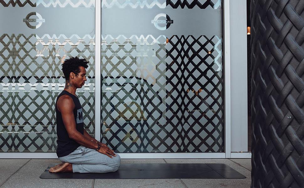 How Often Should You Practice Yoga - Kneeling Pose