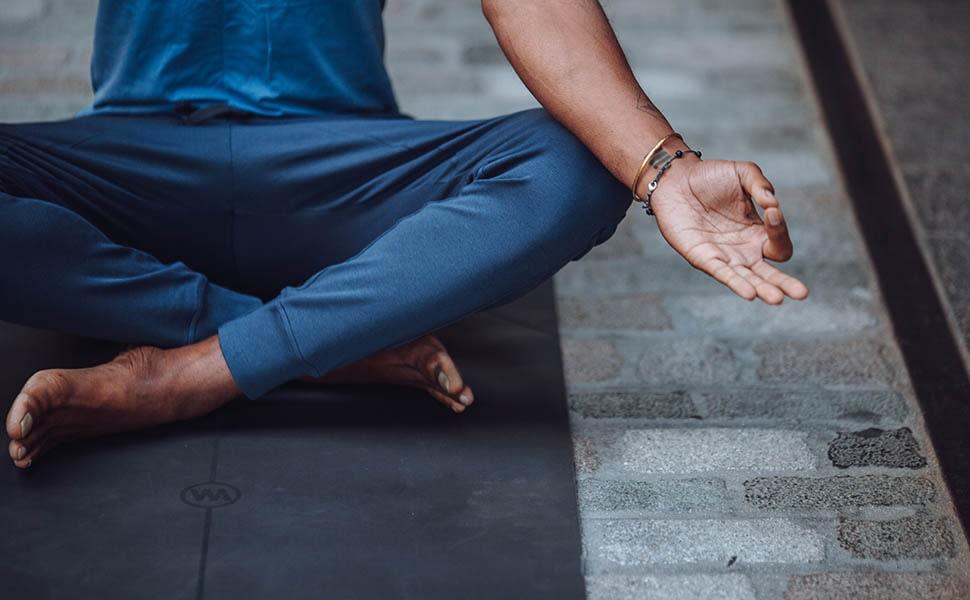 Does Yoga Help You Sleep Well - Meditation