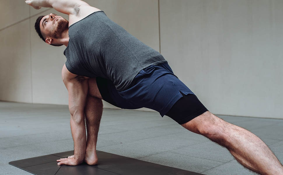 Yoga or pilates for men?