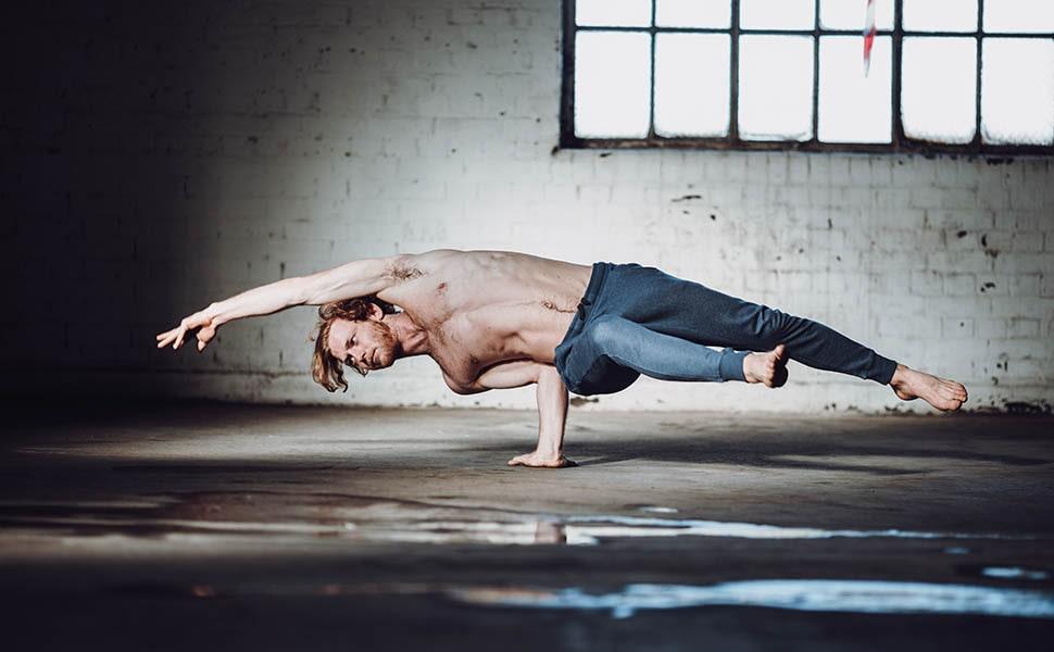 Can Yoga Build Leg Strength - Jacob Mellish