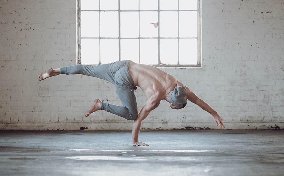 Yoga Leg Strength - Jacob Mellish