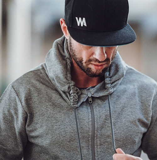 Warrior 6 Cap