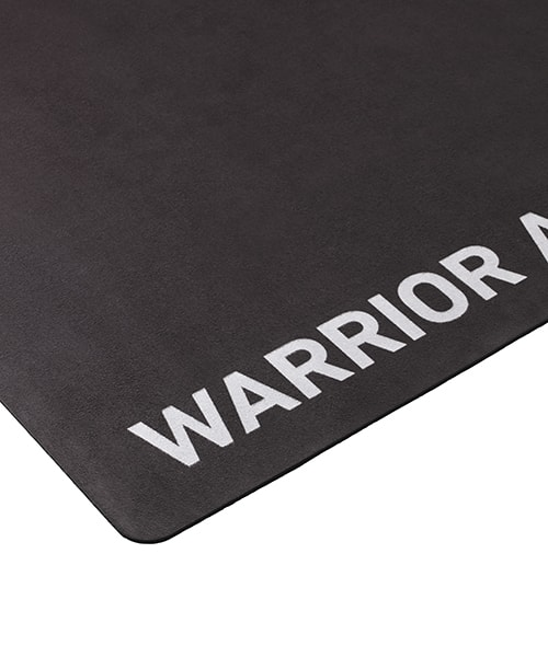Warrior Light Yoga Mat Detail
