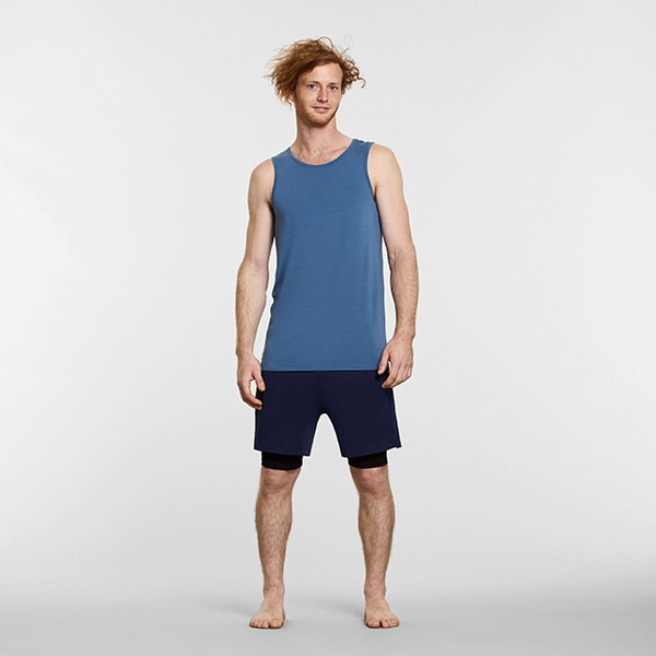 Men's Anti-Gravity Yoga Shorts - Jacob Mellish