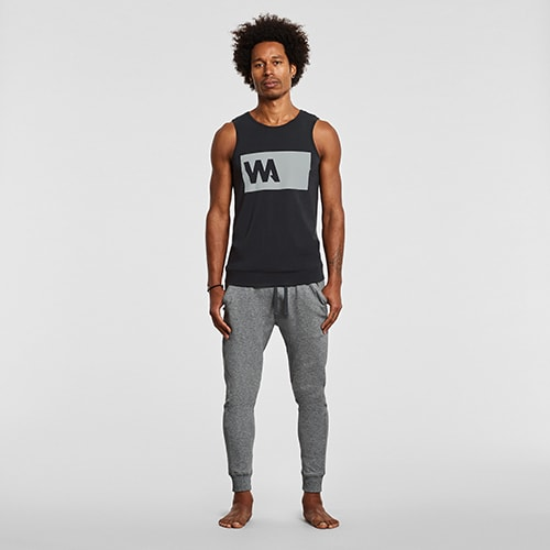 Warrior Addict Inversion Tank Top - Front View