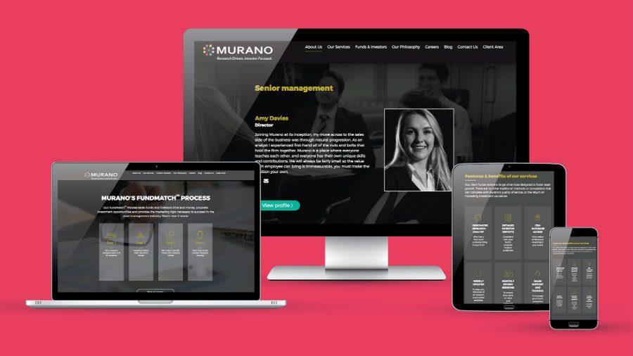 Murano Web Design