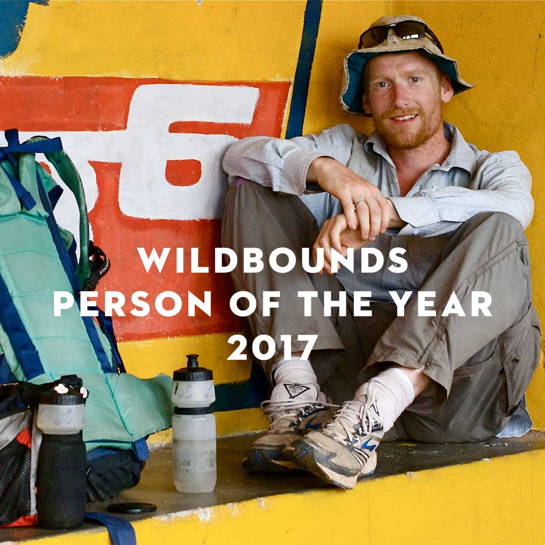 WildBounds Person of the Year 2017