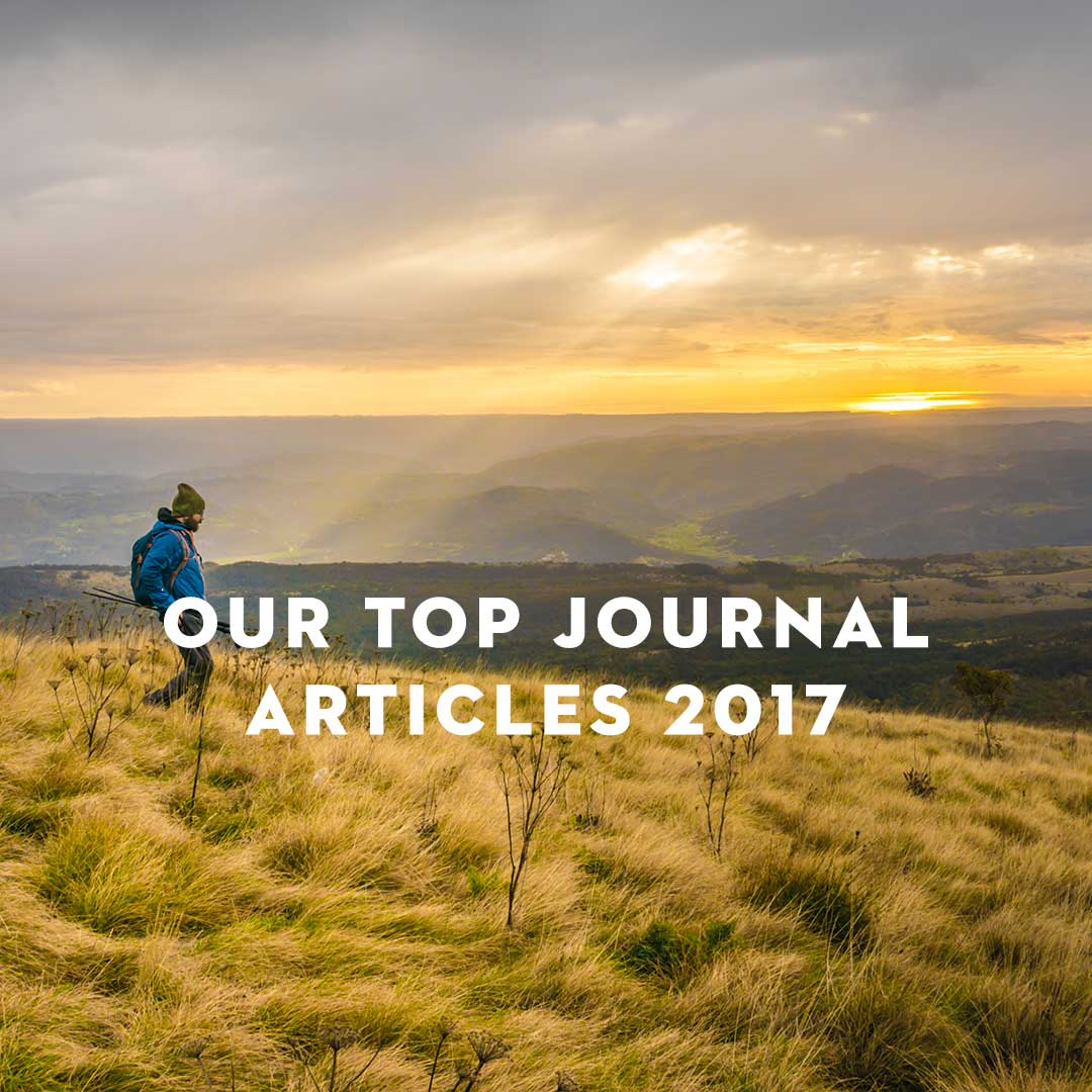 Our Top Journal Articles 2017