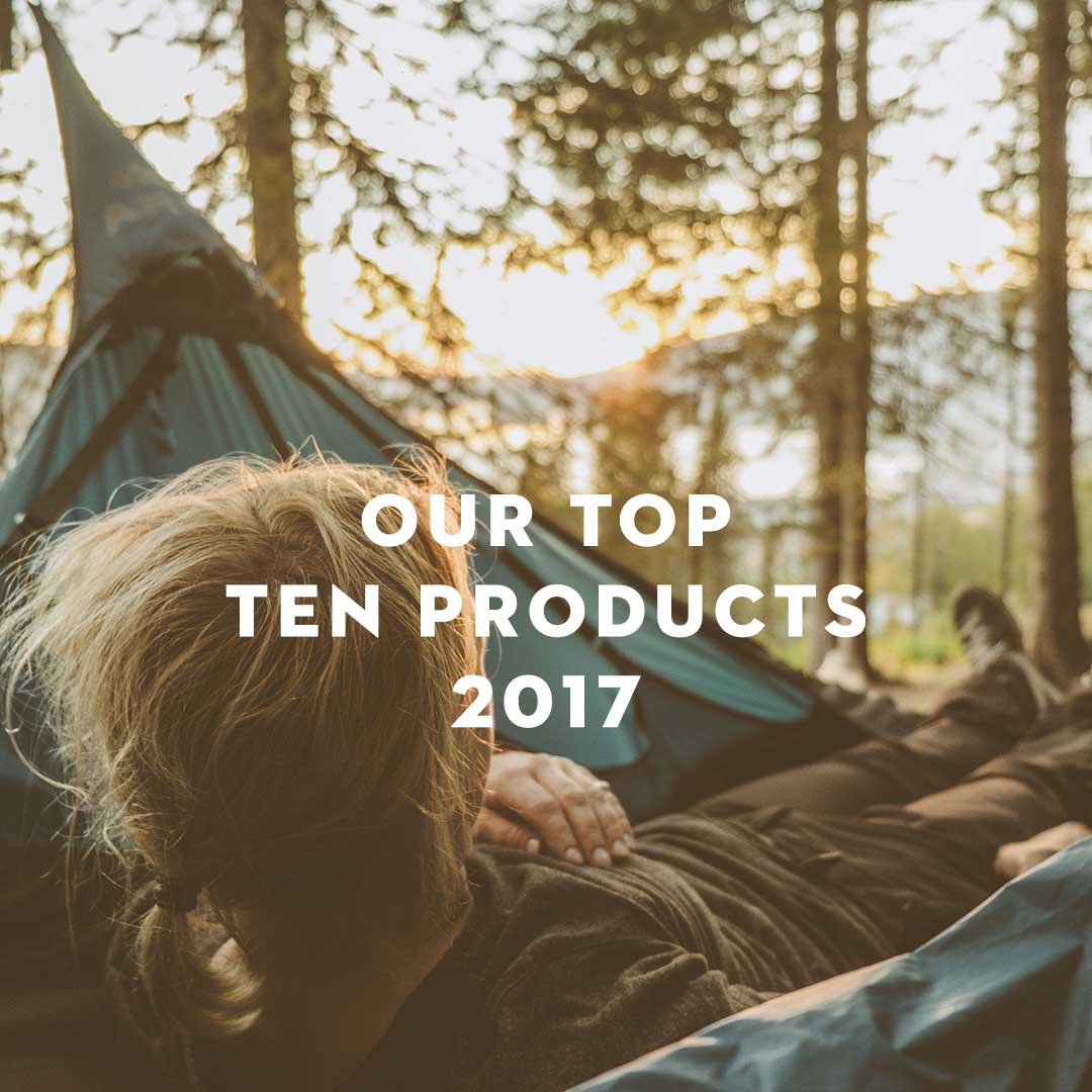 Our Top Ten Products 2017
