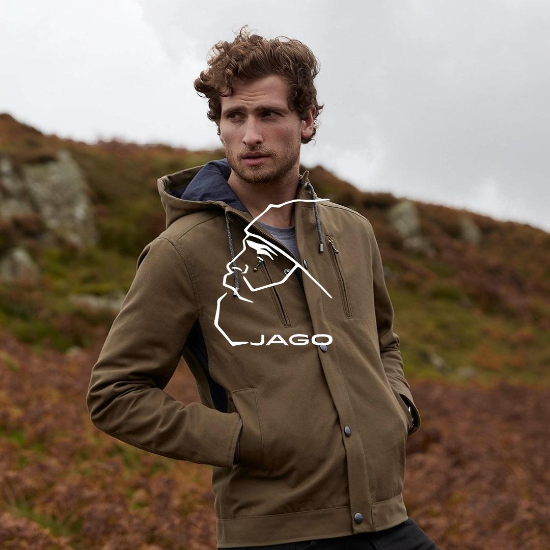 JAGO Jacket - Ventile Canvas