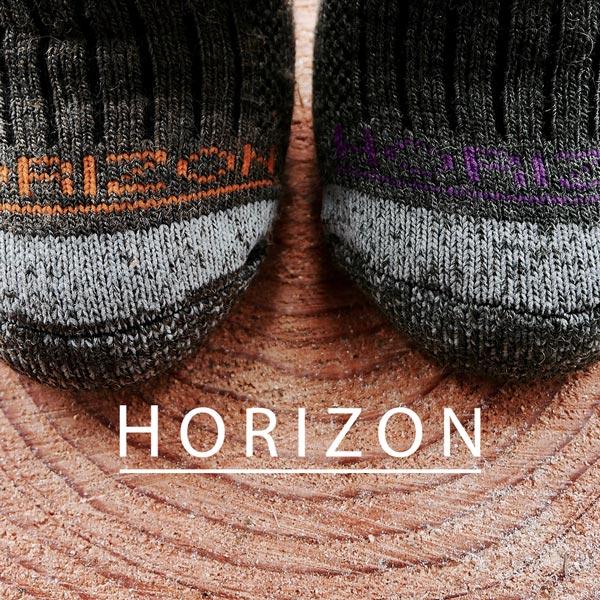 Horizon socks on WildBounds