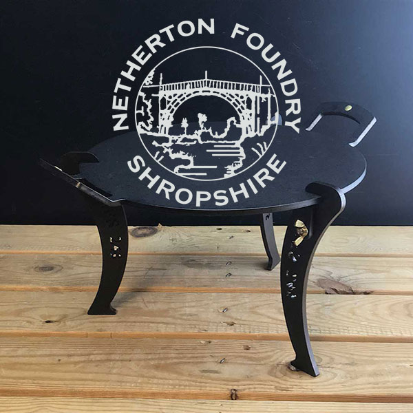 Netherton Foundry - Spun iron and cast iron outdoor cookware